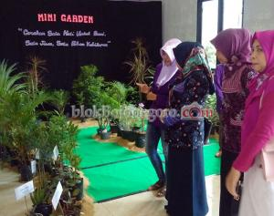 Mini Garden di Kampus Ungu