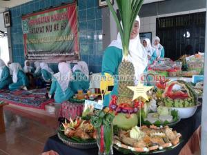 Meriahnya Festival Masakan ala Fatayat NU