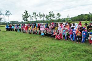 Sekolah Alam ala PKH di Sumberrejo