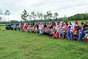 Kompos Rakyat di Desa Sarangan