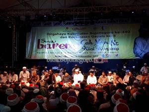 Neo Letto Berdendang di Festival Banyuurip