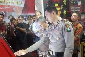 Pertamina EP Cepu Kunjungani Polres Bojonegoro