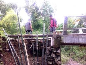 Rusak Parah Diterjang Banjir Bandang
