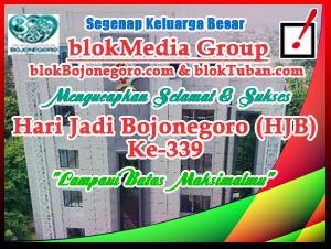 Hari Jadi Bojonegoro (HJB) Ke-339