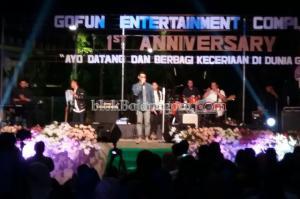 Afgan Nyanyikan Lagu X Perdana di Bojonegoro