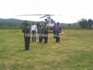 Panglima Jenderal TNI Tiba di Bojonegoro