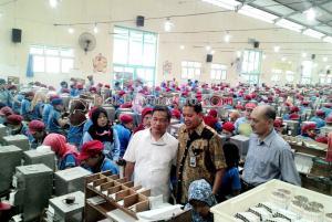 Kuswiyanto Serap Aspirasi di MPS
