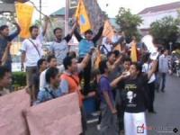 Demo Wapres, 22 Aktivis PMII Diamankan