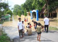 Banjir Menerjang Bojonegoro